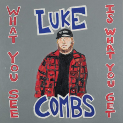Tracklist & lyrics Luke Combs - What You See Is What You Get