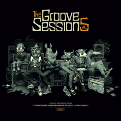 Chinese Man - The Groove Sessions, Volume 5