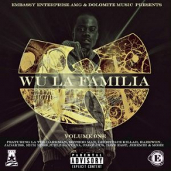 LA The Darkman - Wu La Familia - Reviews - Album of The Year