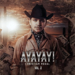 Christian Nodal - AYAYAY! (Deluxe Version)