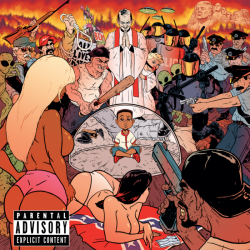 Azizi Gibson - Stay the pHuck Out My Bubble - EP
