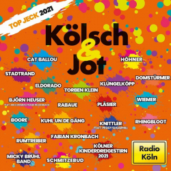 Various Artists - Kölsch & Jot - Top Jeck 2021